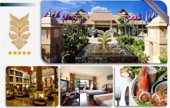 ★★★★★Angkor Miracle Resort & Spa吳哥奇蹟 渡假村