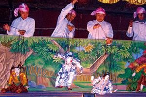 """「緬甸傳統木偶神話劇場表演」的圖片搜尋結果"""""""
